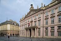 Slovakia - Bratislava. Primates' Palace (Primaciálny Palác)