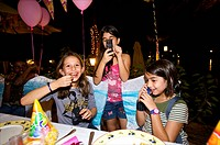Dubai, childrens birthday party in the Habtoor Grand