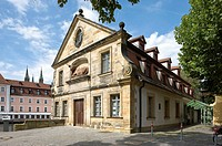 Alter Schlachthof, Old Slaughterhouse, Bamberg, Germany