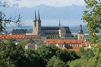 St. Michael church, Bamberg, Bavaria, Germany