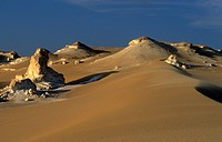 Egypt, North Africa, desert, National park, sand d