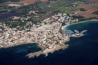 Spain, Balearic Islands, Mallorca, Colonia Sant Jordi