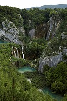 naturerlebnis, atmosphere, buck, cascade, Croatia, dalmatien
