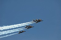 F/A-18A Hornet formation (thumbnail)