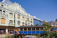 europe, serbia, vojvodina, novi sad, old town, pedestrian zone