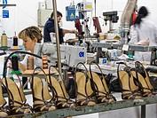footwear industry, san mauro pascoli, emilia romagna, italy