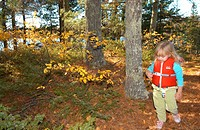 3 Yr. Old in Red Lifejacket