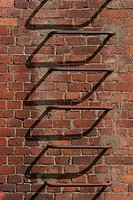 Brick, structure, wall, appearance, construction, arrangement (thumbnail)