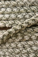 ropes, braided, dock, industrial, random, detail