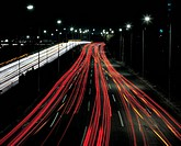 scenery, nightview, road, light, night, cityview