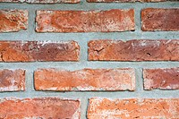 Brick wall, close_up