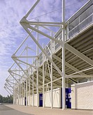 Leicester City Football Stadium. Leicester