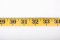 Measuring tape in a straight line (thumbnail)