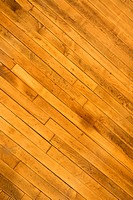 Close_up of hardwood floor