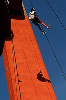 Repelling, recreation, rescue, construction, grip, feet (thumbnail)