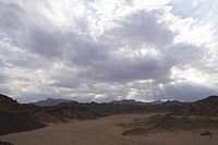 Barren, Cloud, Distant, Extreme Terrain, Generic Location