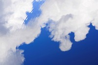 Blue, Cloud, Cloudscape, Day, Fluffy