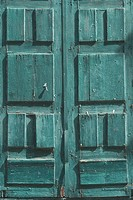 Closed, Close_Up, Damaged, Day, Door