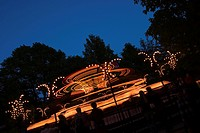 Bright, Light, Glow, Amusement Park (thumbnail)