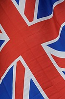 British Culture, British Flag, Close Up, Close_Up, Fabric