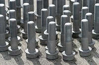 Nails, Fasteners, Fabricated, Molded, Metallic, Industrial