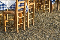 Beach, Chair, Checked, Day, Group Of Objects