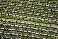 Arrangement, Grass, Chairs, Array, Arena