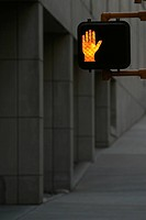 Traffic, signal, guide, pole, figure, orange (thumbnail)