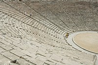 Seats, Arena, Stadium, Background, Stone, Amphitheatre