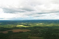 View, Aerial, Aerial View, Birds eye view, Land, Farmland