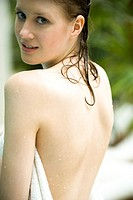 Naked beautiful woman (thumbnail)
