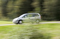 Blurred, Day, Conveyance, Car, Automobile