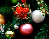 Winter, christmas, seasons, decoration, tree, film (thumbnail)