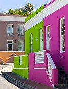 Malay Quarter, Cape Town, South Africa