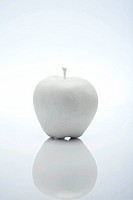 white apple