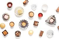 Chocolates with cases