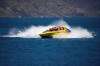 Kawarau Jet, Queenstown, South Island, New Zealand