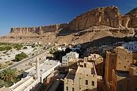 Ort Khaylla, Khaylah, Wadi Doan, Wadi Hadhramaut,