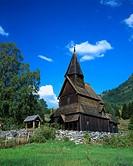 Urnes castle, Urnes, Nordic