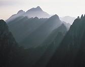 Mt. Huangshan, Anhui, China, World Heritage