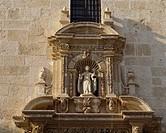 Las Claras convent, Almeria. Andalucia, Spain