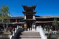 Old Town of Lijiang, Lijiang, Yunnan Province, China, Asian, World Heritage, October