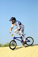 BMX competition