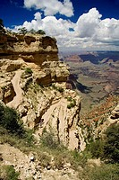 Grand Canyon in Arizona, USA, north America
