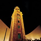 Kowloon Clock Tower, Night scene