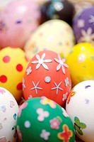 Easter egg, full frame