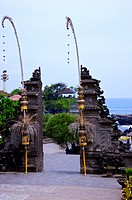 Old architecture at Bali, Indonesia