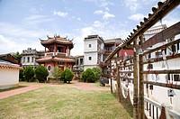 Kuising Pagoda in Jincheng Town, Kinmen County, Taiwan