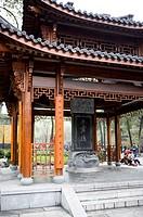 Lingyin Temple in Hangzhou, Zhejiang Province