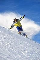 Skilaufen _ Skiing